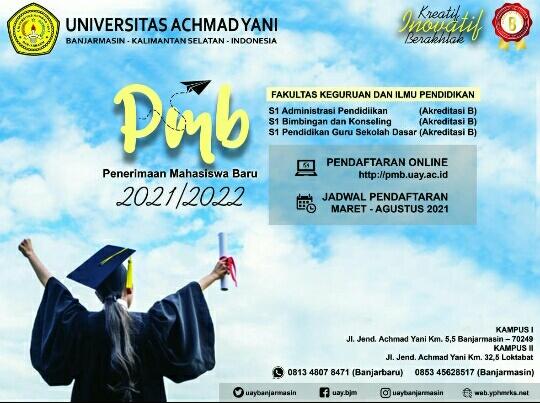 FKIP Uvaya / UAY Banjarmasin
