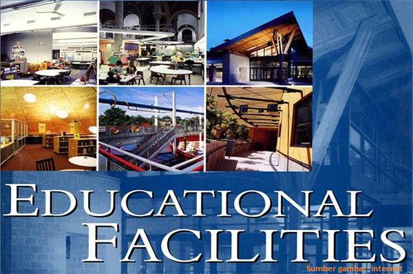 Sarana dan prasarana pendidikan