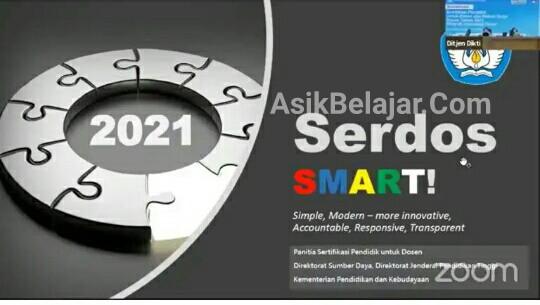 SerDos tahun 2021